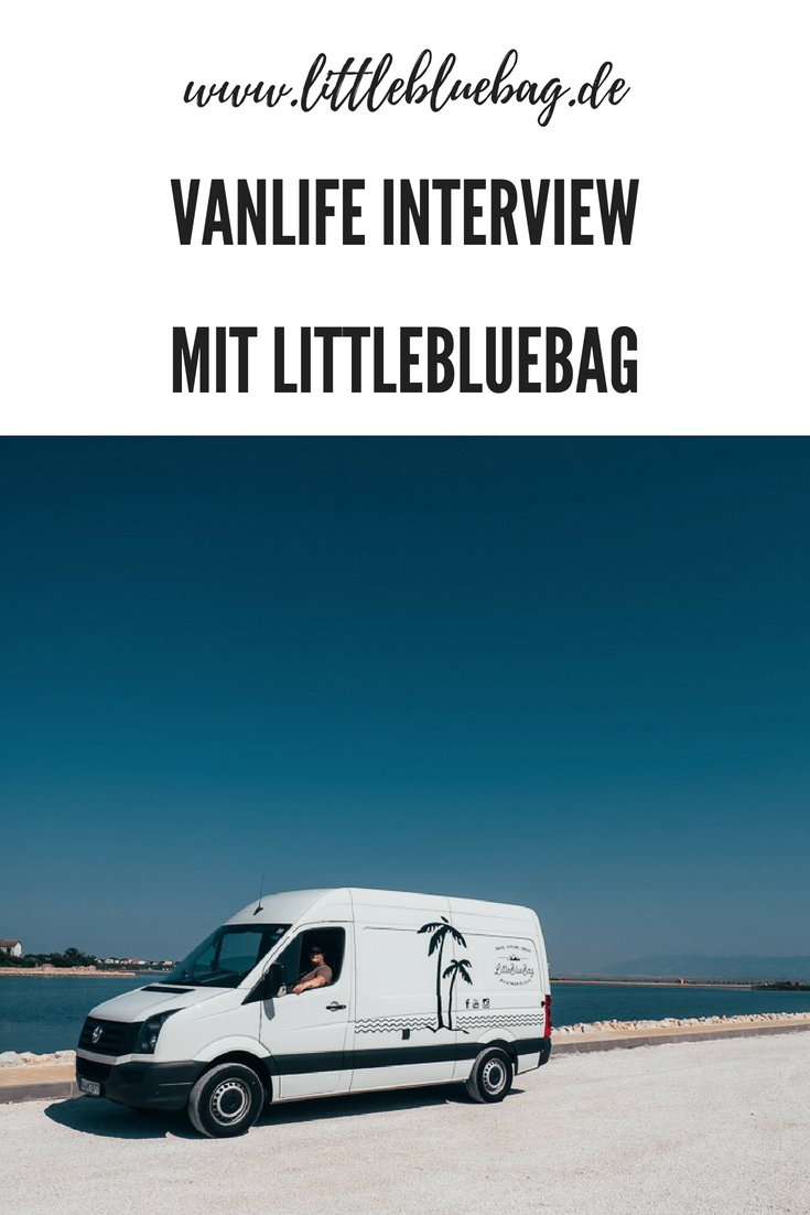 Vanille Interview mit LittleBlueBag