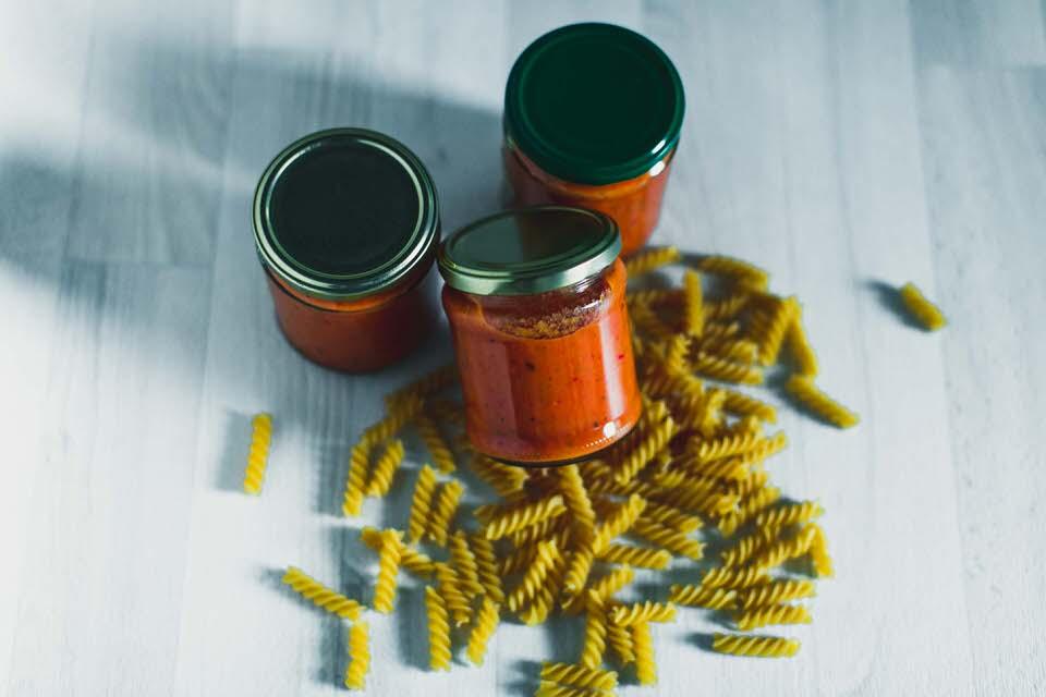 Tomatensosse selbst einkochen