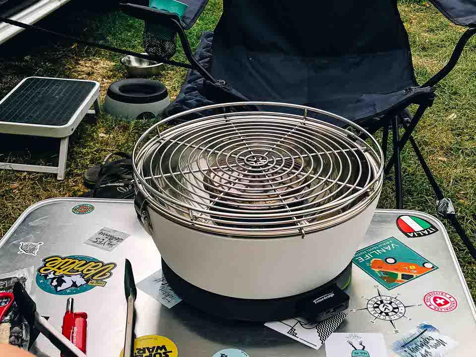 Feuerdesign grill vesuvio