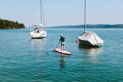 Stand Up Paddle Starnberger See
