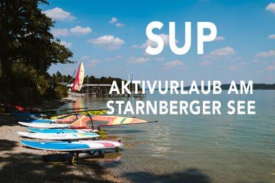Aktivurlaub am Starnberger See