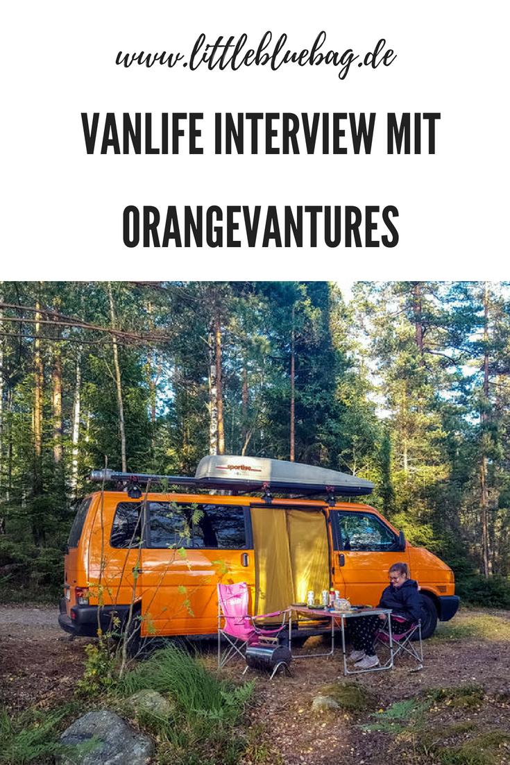 Vanlife Interview mit Orangevantures