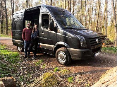 Vanlifer Interview mit Little.Van.Family