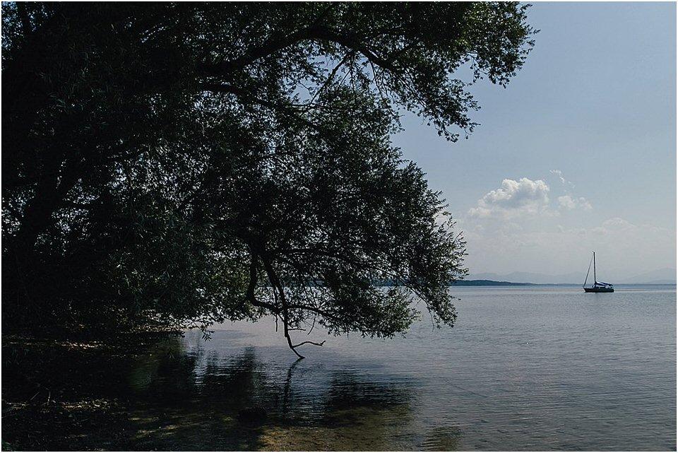 Roseninsel Starnberger See