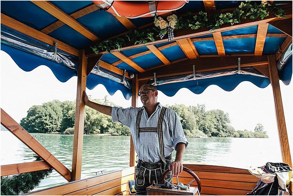 Fähre Roseninsel Starnberger See