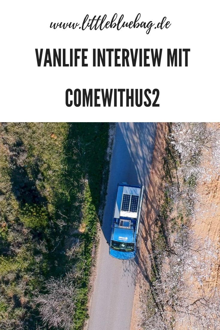 Vanlife Interview mit comewithus2