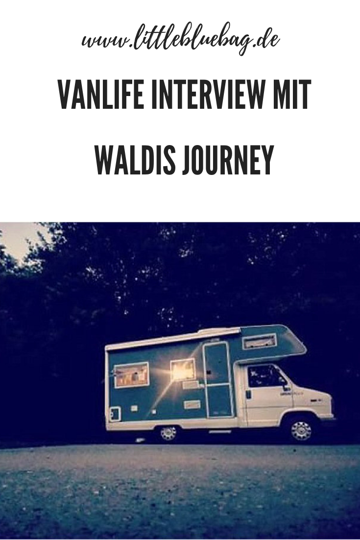Vanlifer Interview mit Waldis Journey