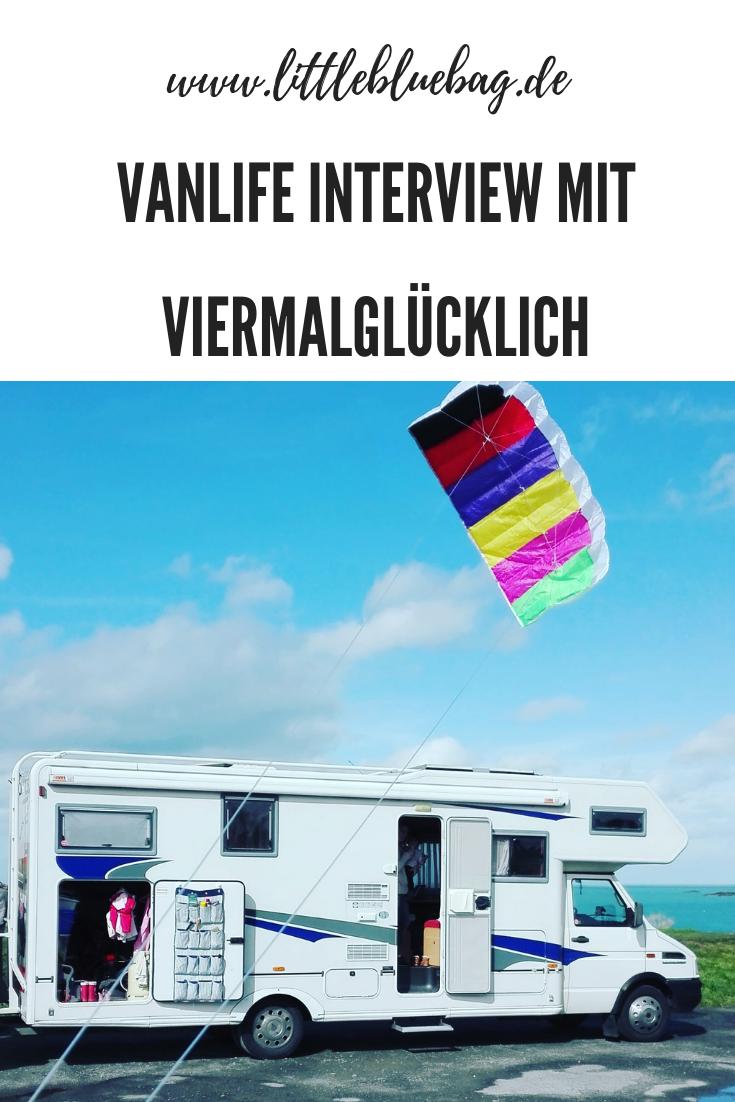 Vanlifer Interview mit viermalglücklich