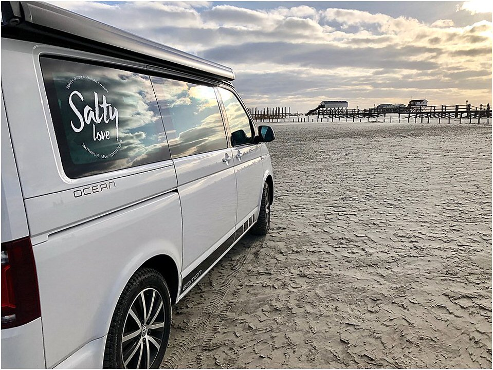 Vanlifer Interview mit Saltylove Travelblog