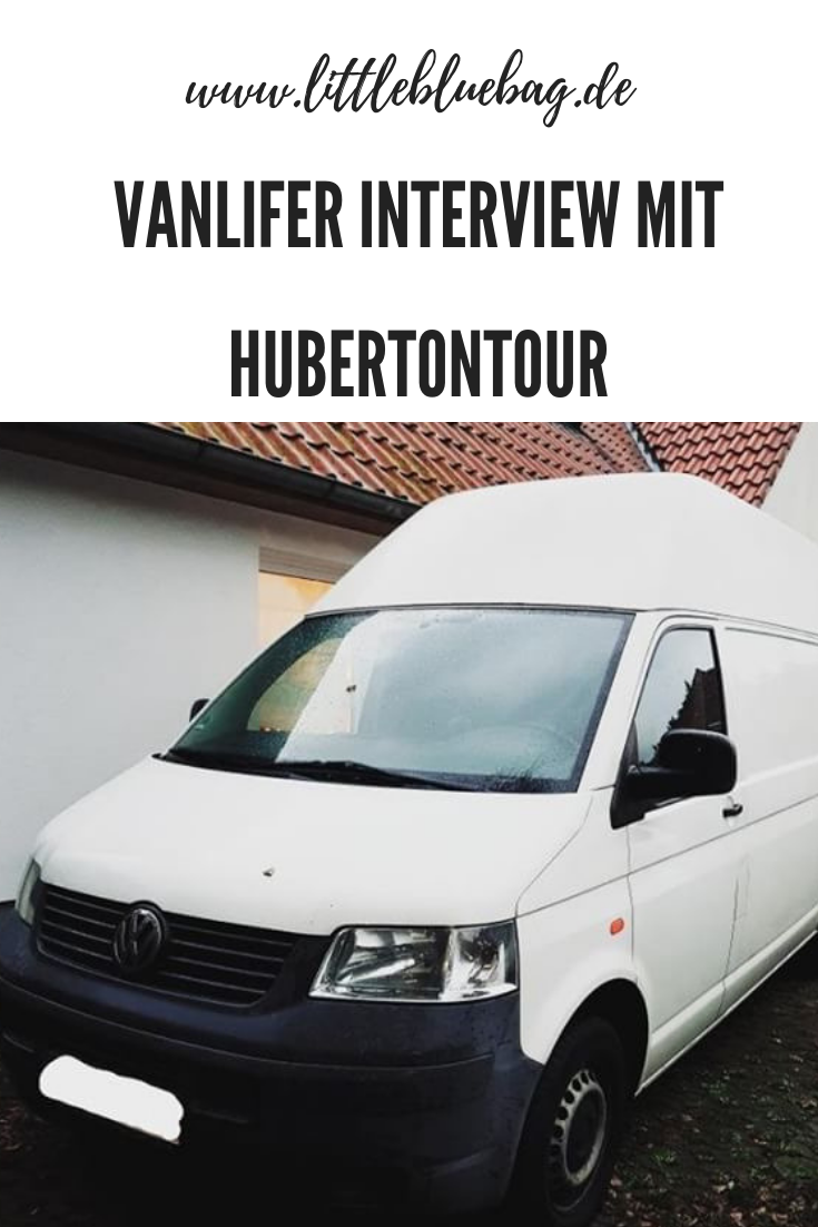Vanlifer Interview mit Hubertontour
