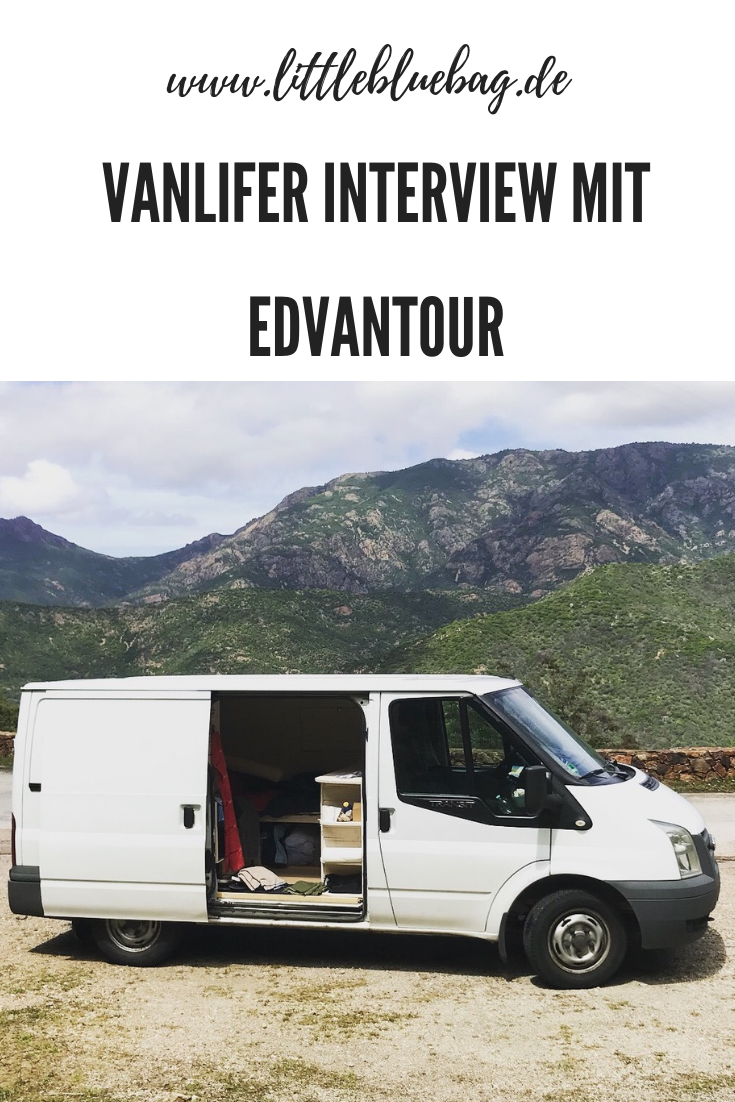 Vanlifer Interview mit edvantour