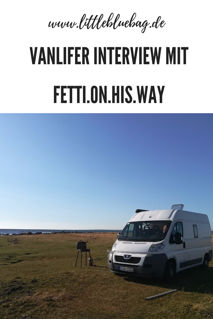 Vanlifer Interview mit fettionhisway