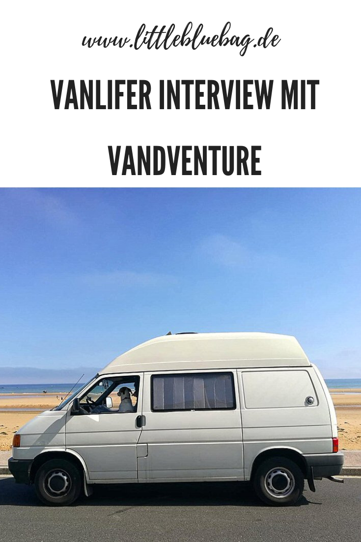 Vanlifer Interview mit vandventure