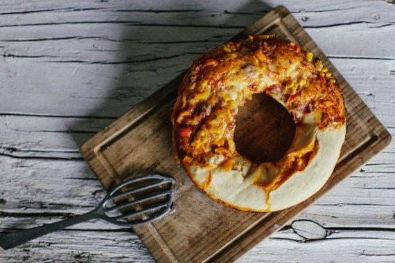 Pizza Calzone im Omnia