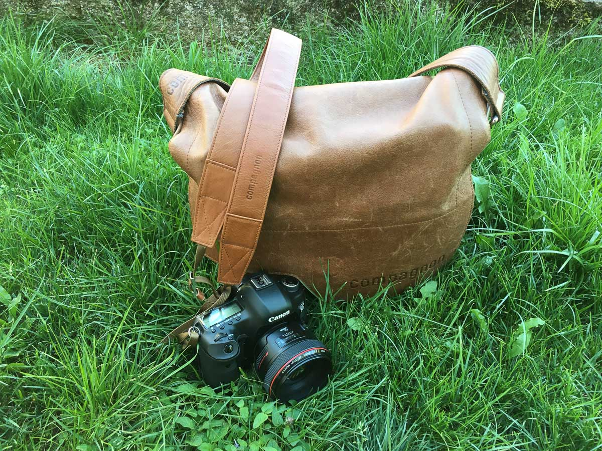 compagnon messenger bag