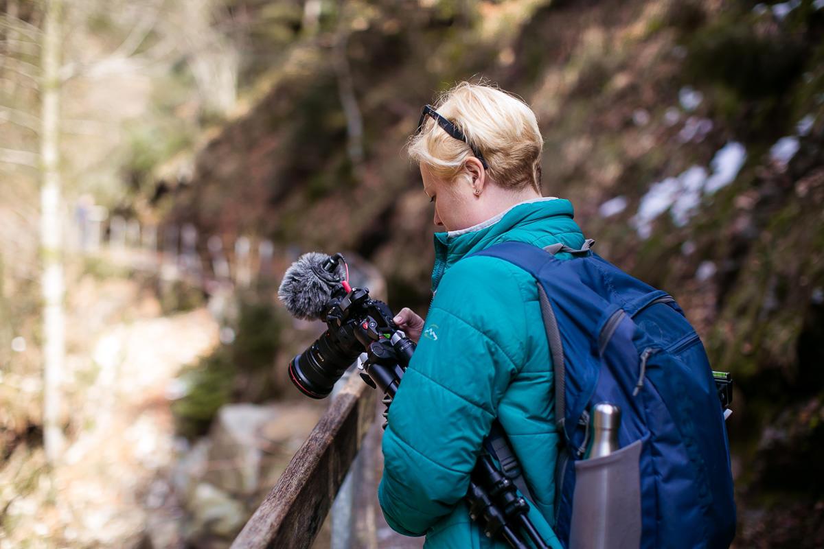 Lowepro Kamera Rucksack