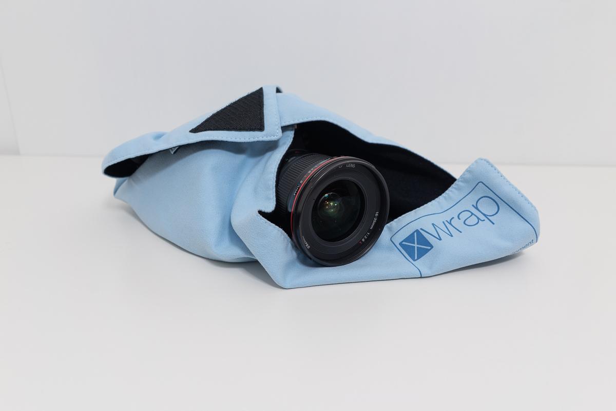 Einschlagtuch Kamera Schutz