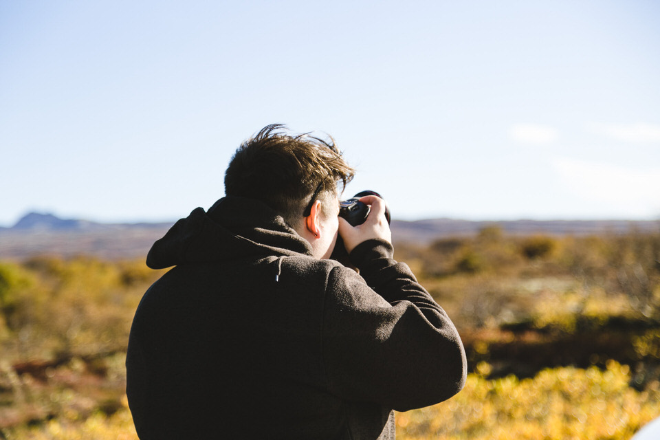 Fotografieren lernen mit LittleBlueBag