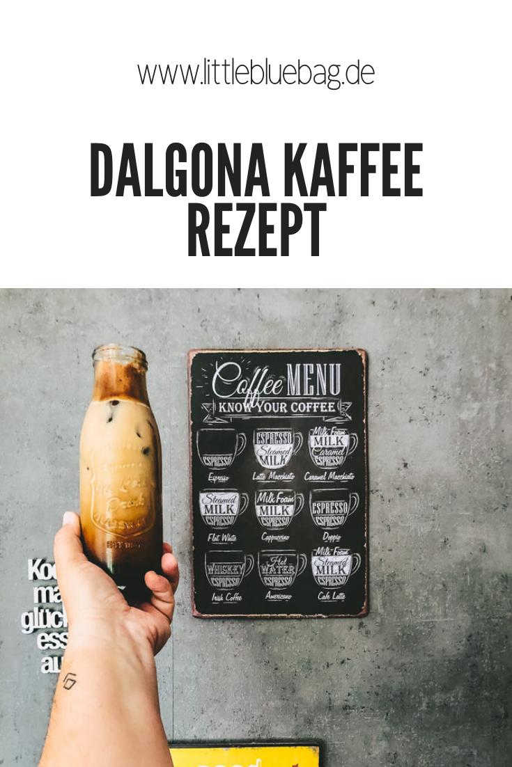Dalgona Kaffee Rezept von LittleBlueBag. Getestet und für gut empfunden. Viel Spaß beim Nachmachen! Stay marvelous.