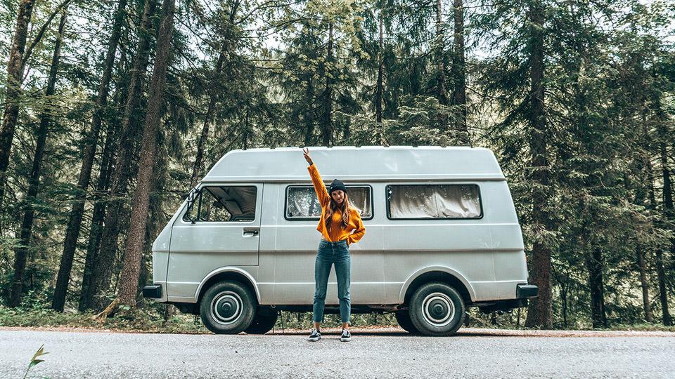 Vanlife Roadtrip - In 11 Tagen einmal quer durch Österreich