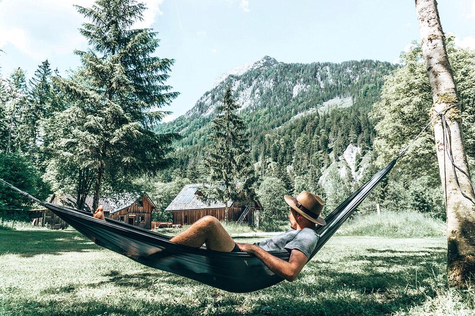 Camping Nationalpark Gesäuse Österreich