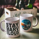 stay marvelous tasse littlebluebag