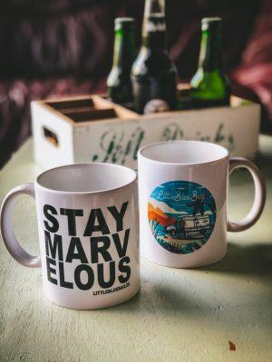 stay marvelous tasse littlebluebag