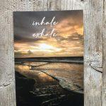 LittleBlueBag Postkarte 06 inhale exhale