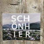 LittleBlueBag Postkarte 14 Schön hier