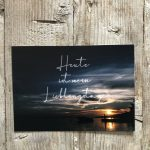 LittleBlueBag Postkarte 20 Heute ist mein Lieblingstag