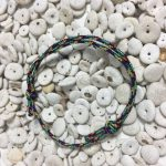 Surfer Bracelet Dark Rainbow