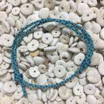 Surfer Bracelet Mint Petrol