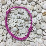 Surfer Bracelet Pink Violet
