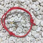 Surfer Bracelet Red