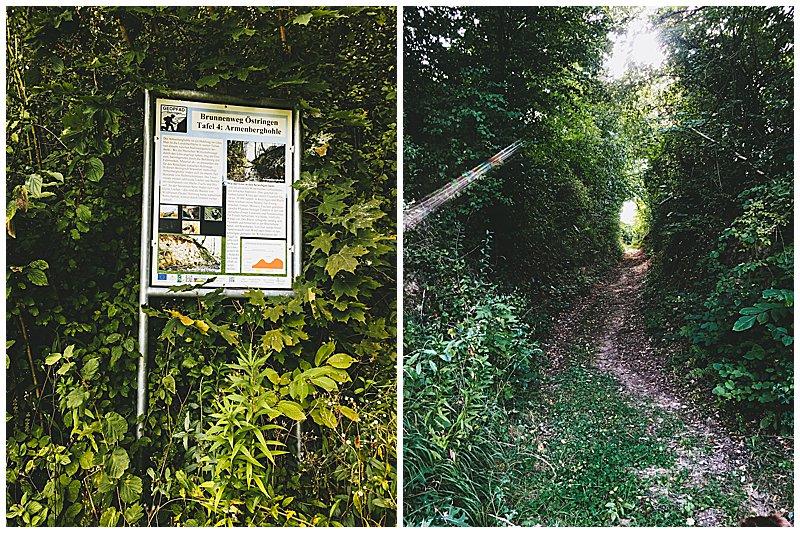 Wanderung Kraichgau Stromberg