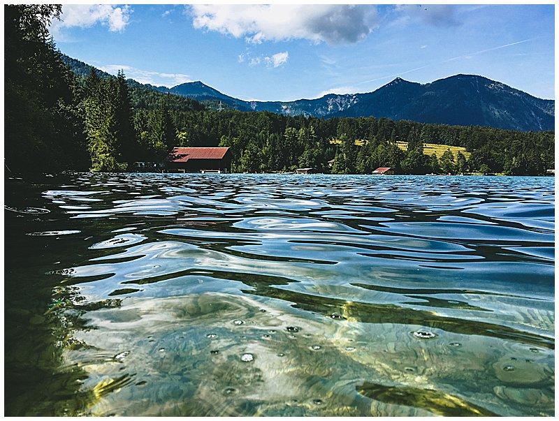 Walchensee Bayern