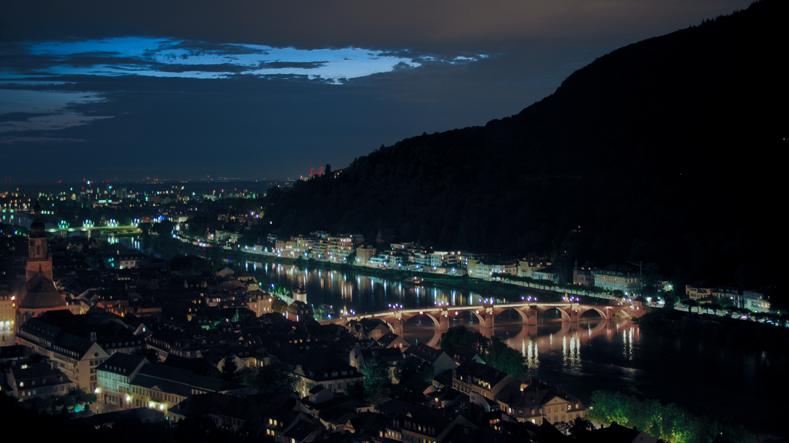 Heidelberg Nacht