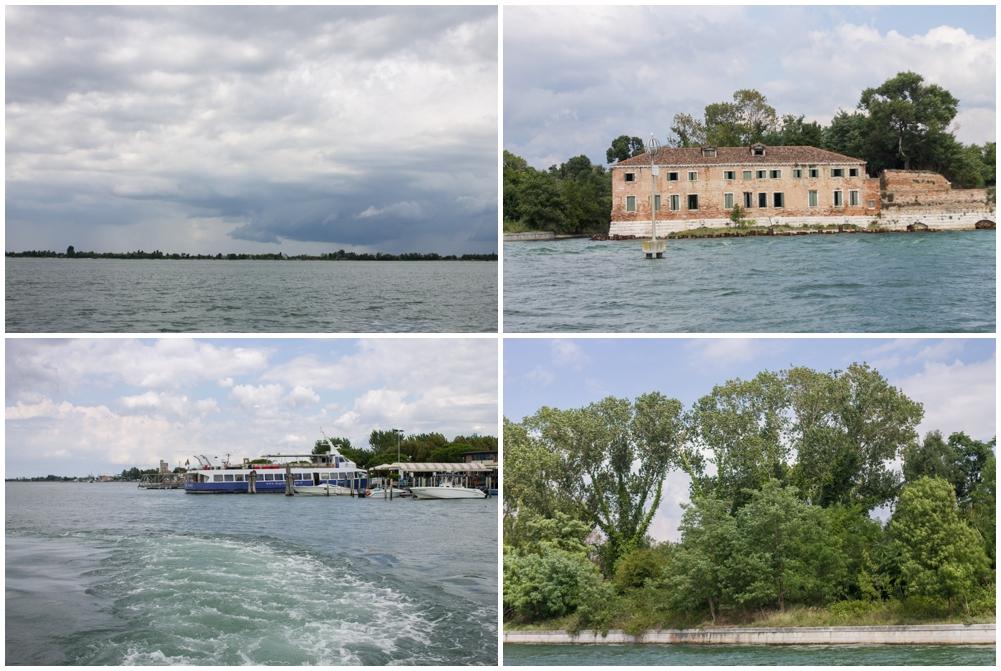 Bootsfahrt Venedig