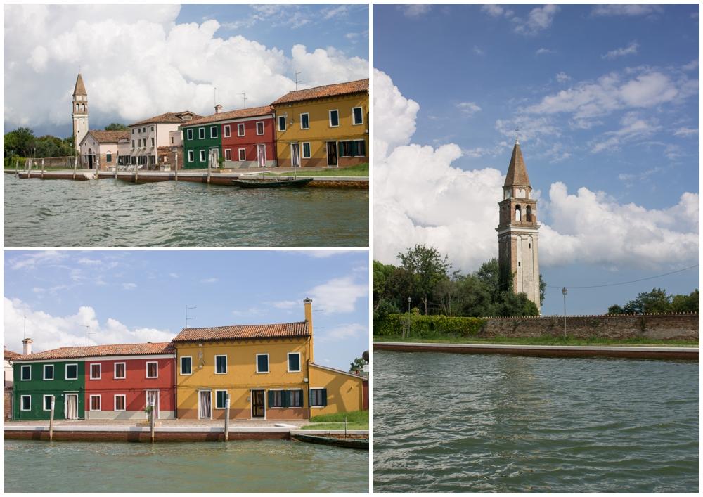 Burano Italien