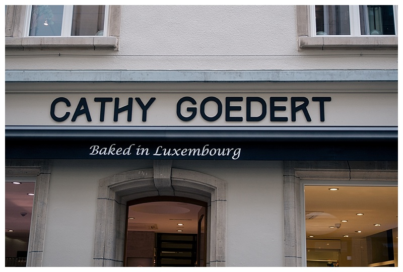 Cathy Goedert Luxemburg