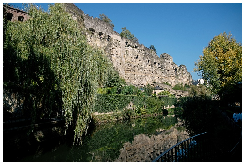 Bock Berg Luxemburg