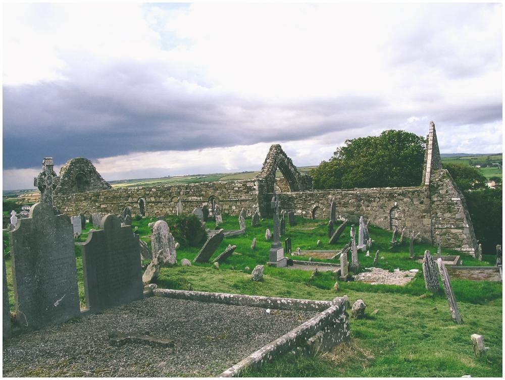 Ruine Irland