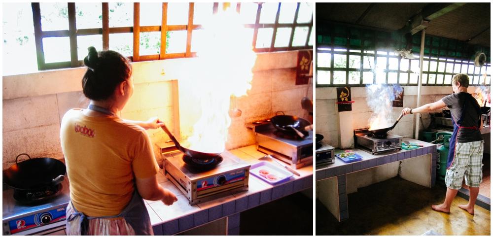 Thailändisch Kochen lernen