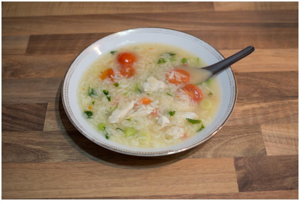 Thai Reissuppe