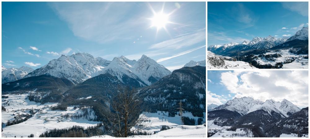 Schweiz Dolomiten